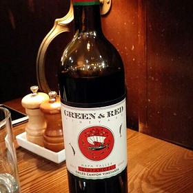 Red Zinfandel - South Water Kitchen, Chicago, IL