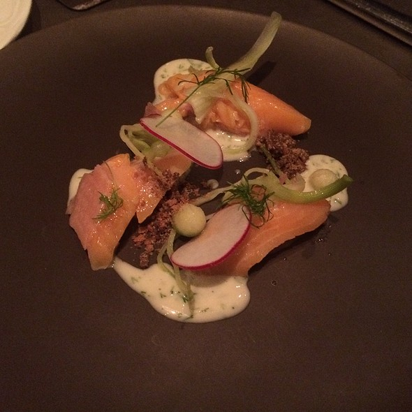 Smoked Artic Char - Sepia, Chicago, IL