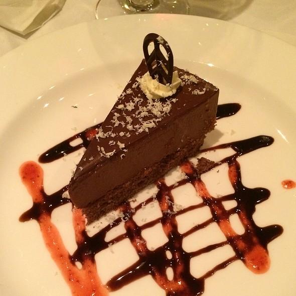Chocolate Moose Truffle - Al Porto Ristorante, Vancouver, BC