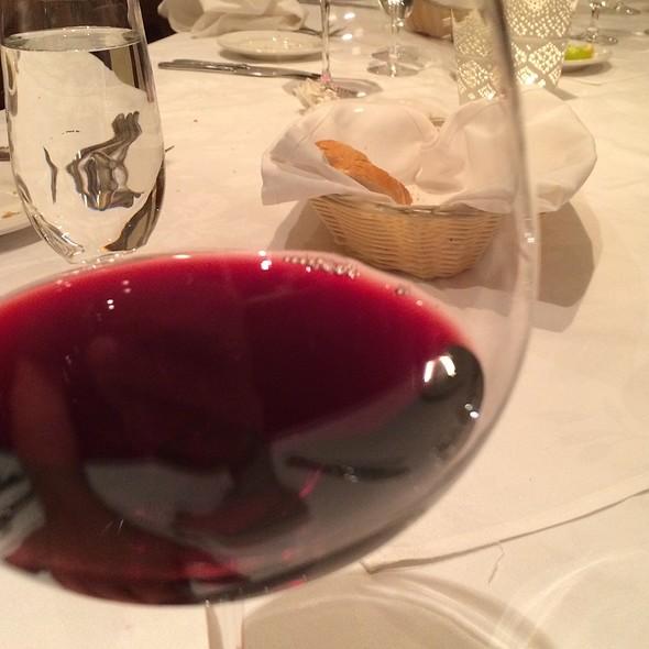 Red Wine - Al Porto Ristorante, Vancouver, BC