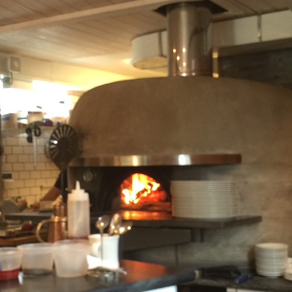 Wood Oven Pizza