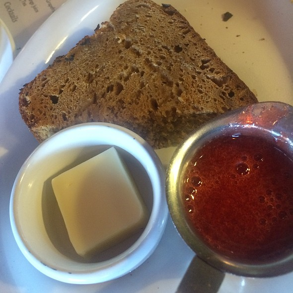 Royal George Toast @ Sabatino's Ristorante Italiano