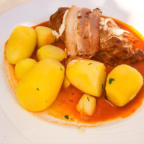 Ungarische Krautroulade @ Restaurant Panoramaschenke