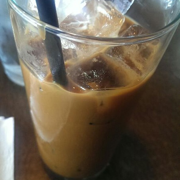 """""""Vietnamese"""" Coffee @ Ipho Noodle House"""
