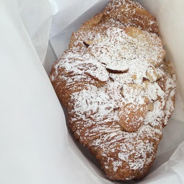 Almond croissant @ Layered Cake Patisserire