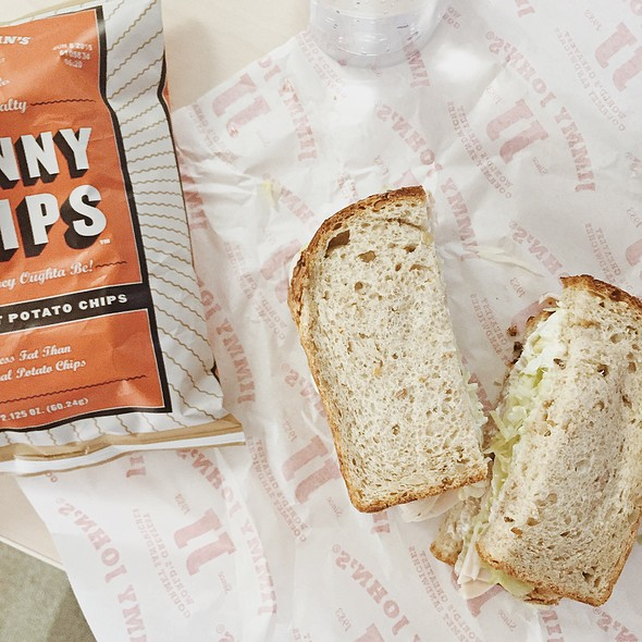 Turkey Tom @ Jimmy John's Gourmet Sandwiches #1489