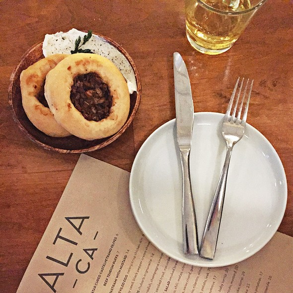 Bialy @ Alta CA