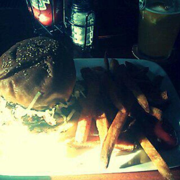Branded Burger @ Branded