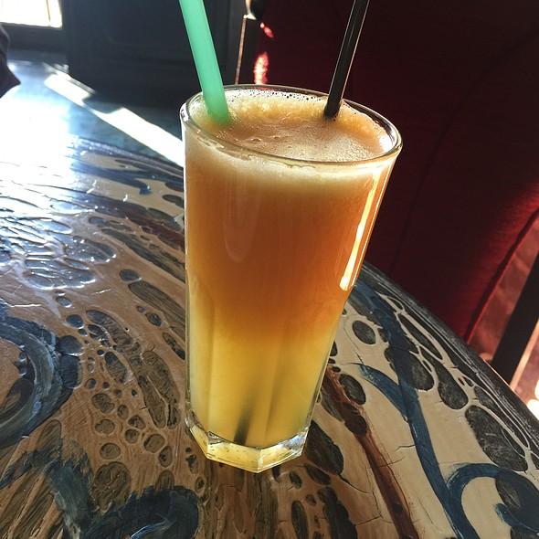 Orange Juice @ Hotel Bulevard