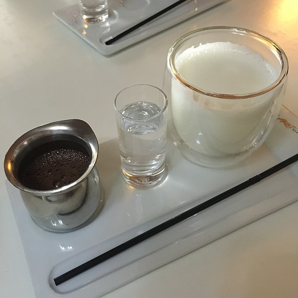 dark chocolate @ Come Back Cafeteria
