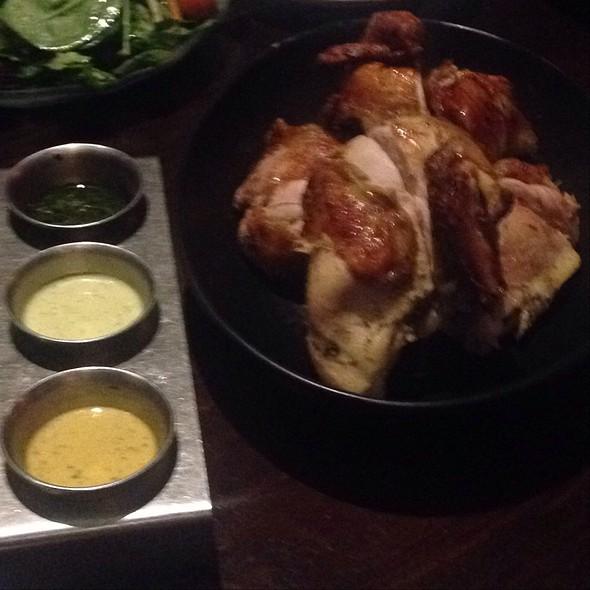 Roasted Chicken @ Limón Peruvian Rotisserie