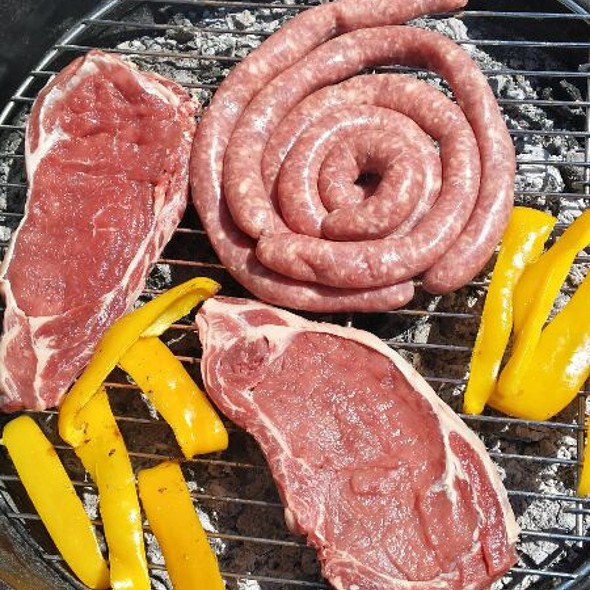 Grigliata Di Carne E Peperone @ Casa Miky 2