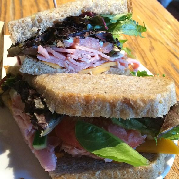 Park City Sandwich @ Kayak's Coffee & Provisions
