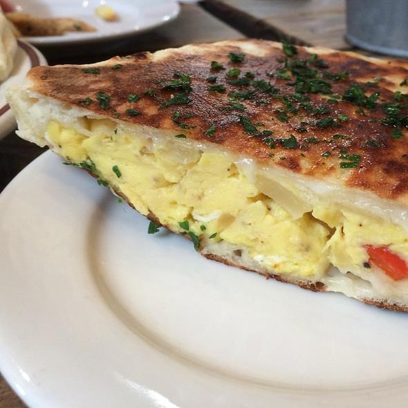 Breakfast Sandwich @ King's Row Gastropub