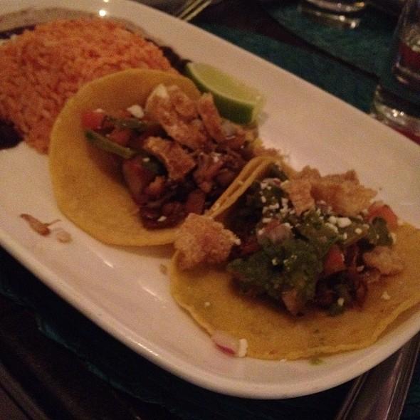 Carnitas De Lechon Tacos