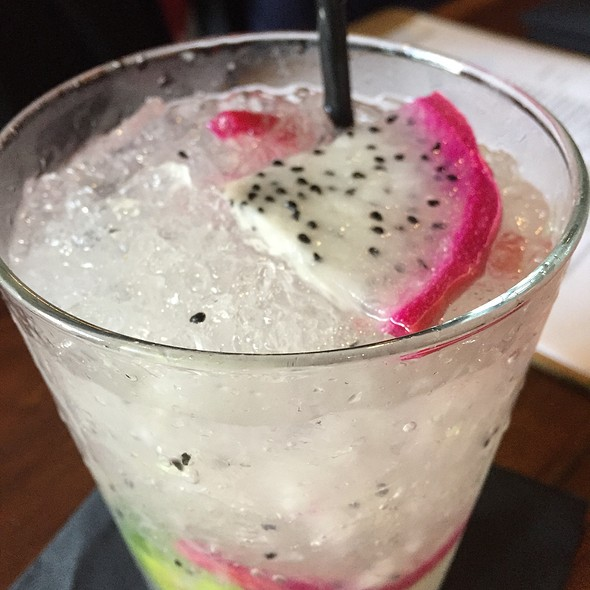 Dragonfruit Cocktail