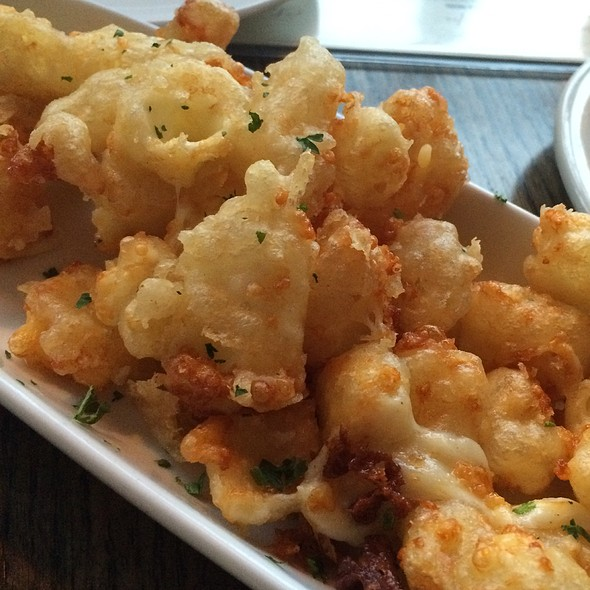 Fried Cheese Curds @ Lady Gregory's Bar & Restaurant