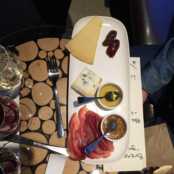 Cheese and Meat Plate - Salt Tasting Room, Vancouver, BC