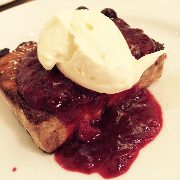 French Toast @ Pastaria