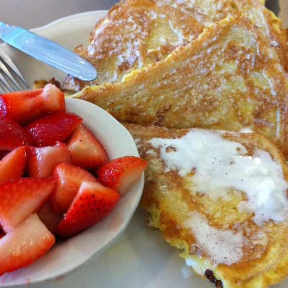 Strawberry French Toast @ Original Pancake House