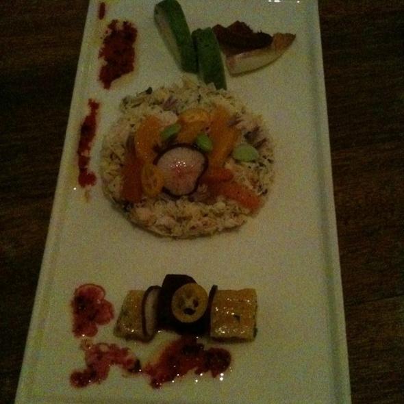 Dungeness Crab Salad @ Barndiva