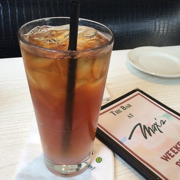 Iced tea - Max's Opera Cafe, San Francisco, CA