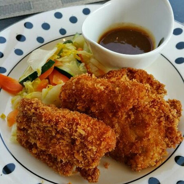 tonkatsu @ Tomo Japanese Restaurant