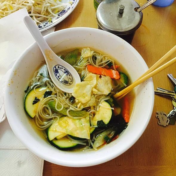 Veggie Tofu Pho #84