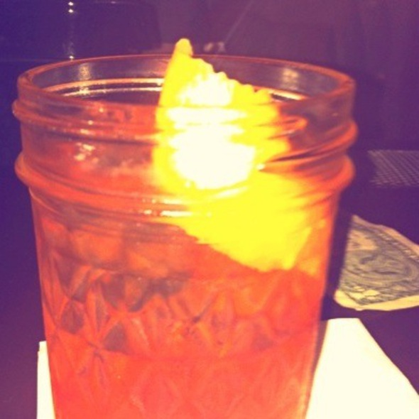 New Fashioned @ Blood Hound