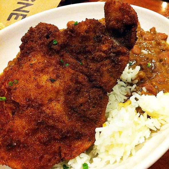 Fried Pork Chop - Borgne, New Orleans, LA