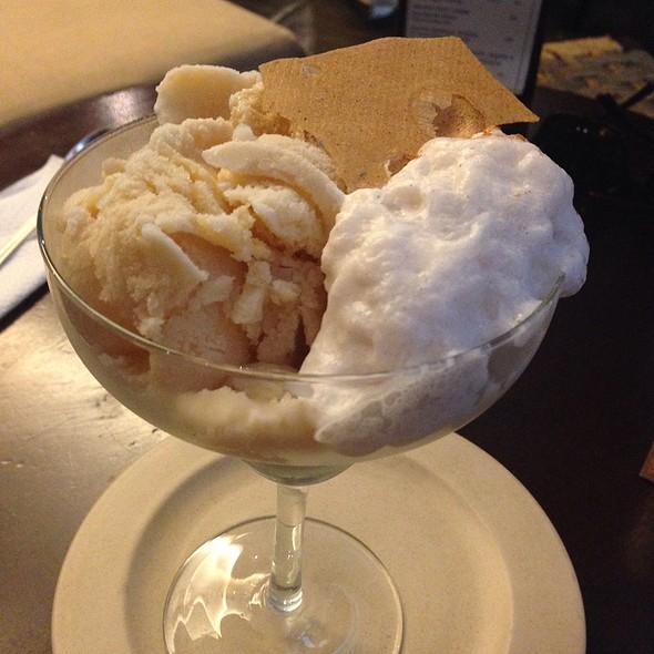 Queso helado de Arequipa