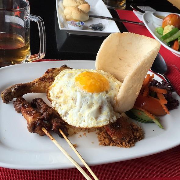 Kuta Sunset Fried Rice @ Hotel Mercure