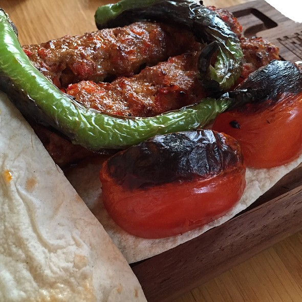 Adana Kebab @ Ali Ocakbaşı