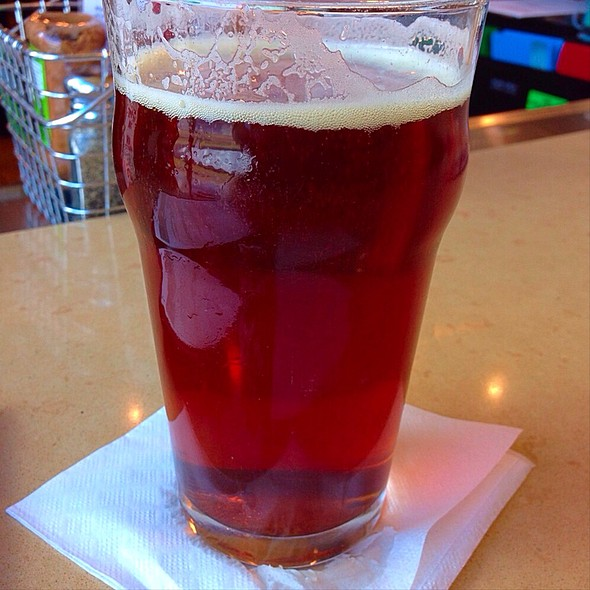 Free Range Red Ale @ Laurelwood Brewing Co. Microbrew & Café