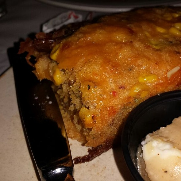 Bacon Jalapeno Cornbread - Karai Crab, Honolulu, HI