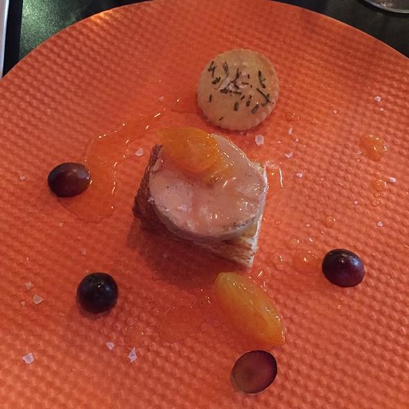 Foie Gras Torchon Au Kumquat