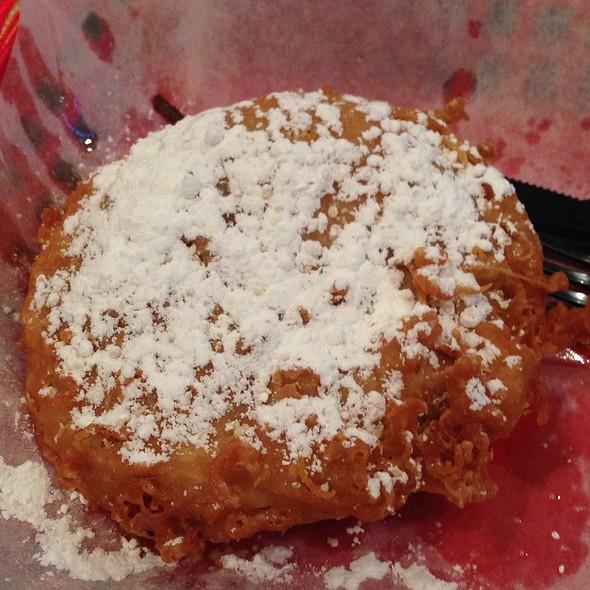 Deep-Fried Peanut Butter & Jelly @ Dyer's Burgers