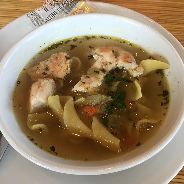 Chicken Noodle Soup @ Noodles & Company