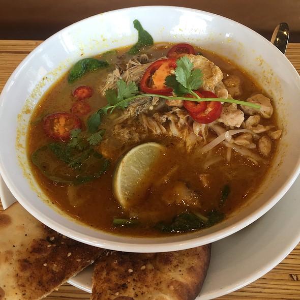 Thai Hot Pot @ Noodles & Company