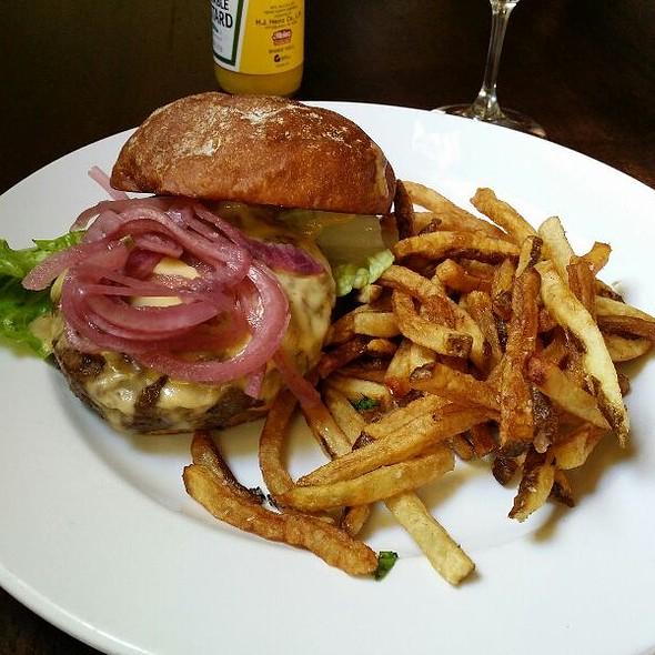 Oregon Elk Burger