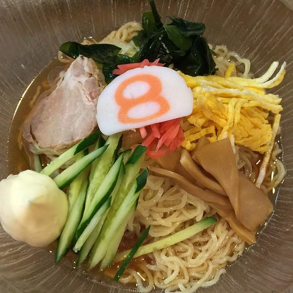 冷麺 @ 8番らーめん 犀川大橋店