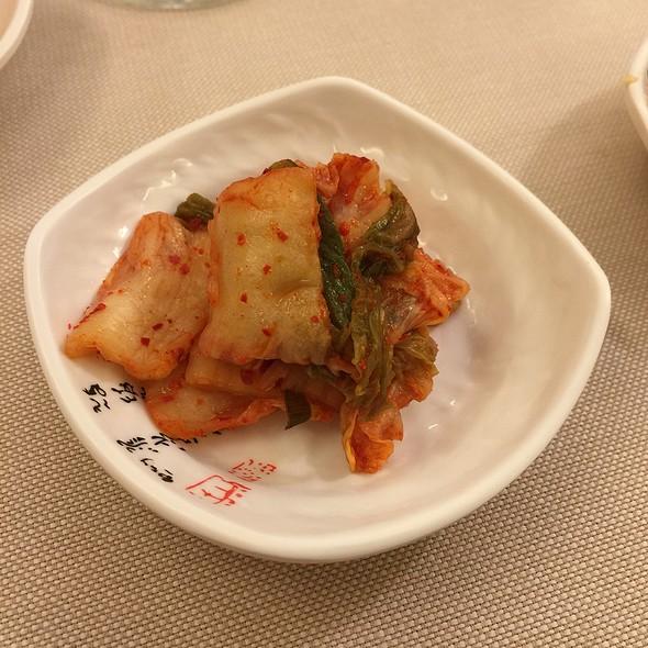 kimchi @ Noodle House