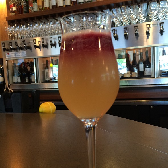 New York Sour - Tannin Wine Bar and Kitchen, Kansas City, MO