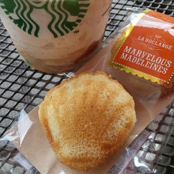 S'mores Frappuccino and Marvelous Madelines