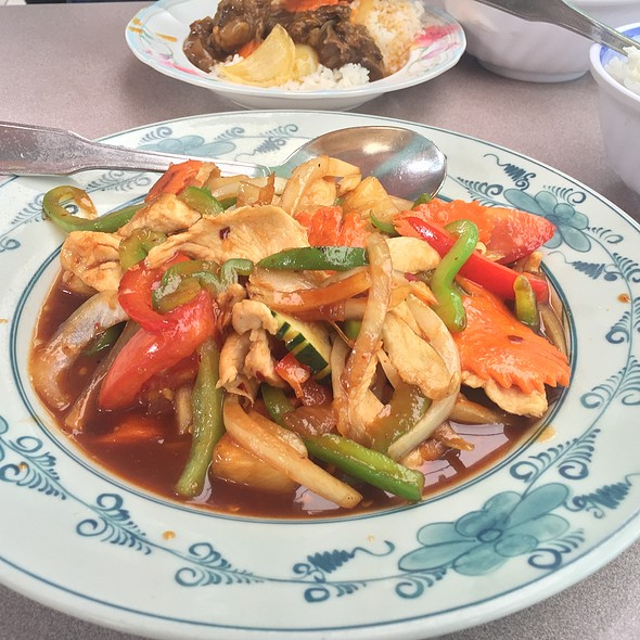 Best Thai Food Renton Wa