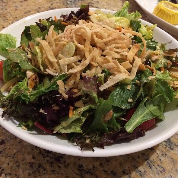 Asian chicken salad @ Proprietors