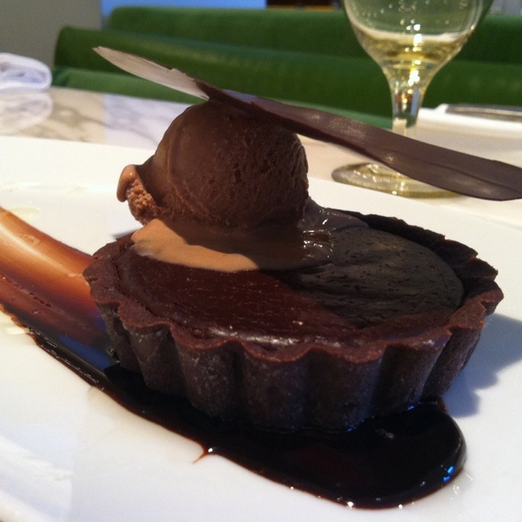 Chocolate Tart @ Barclay Prime