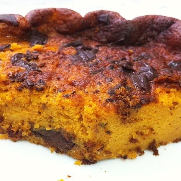 Pumpkin Cake @ Tomate y Langostino