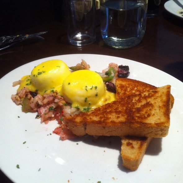 Red Flannel Hash @ Founding Farmers