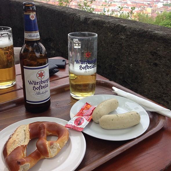 Weißwurstfrühstück @ Festung Marienberg